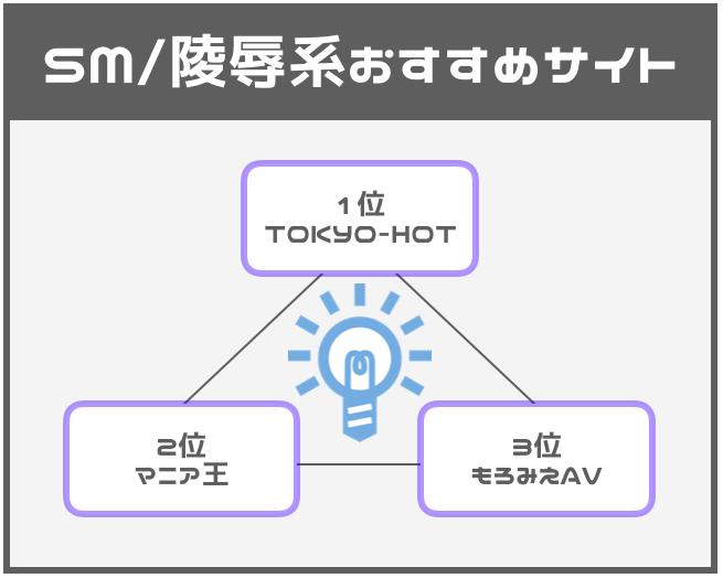 SM/陵辱系おすすめ有料アダルト動画サイト